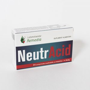 Neutracid (24 comprimate masticabile)