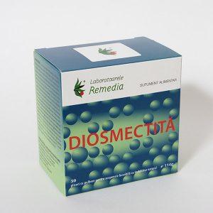 Diosmectită (30 plicuri cu pulbere buvabilă)
