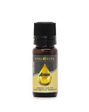 Amestec pur de uleiuri esentiale pentru acnee