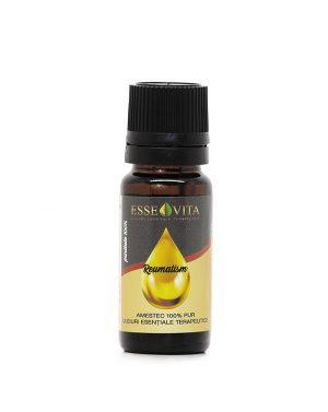 Amestec pur de uleiuri esentiale pentru reumatism